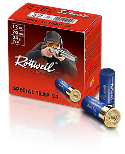 Kal. 12/70 Rottweil Special Trap 24g
