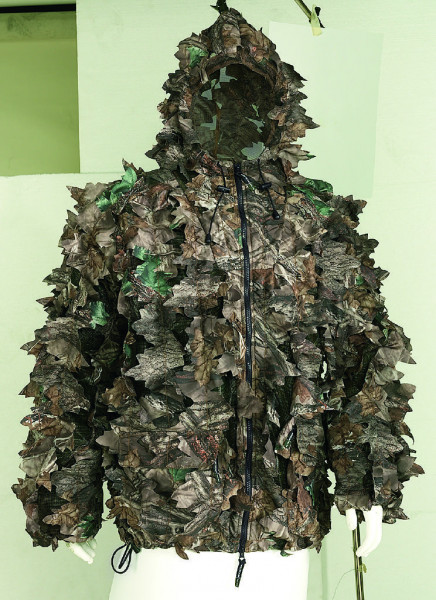 WOOD LEAF CAMO M Tarnset