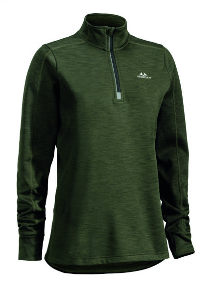 Ultra Light Zip W Damen Pullover